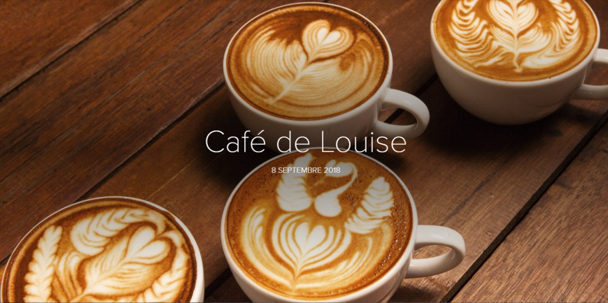 café de louise, café littéraire louise michel, café littéraire participatif, conseils lecture participatifs